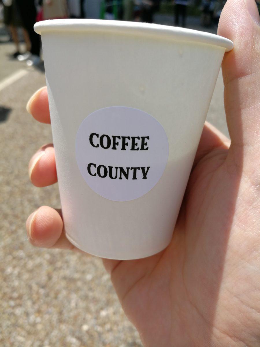 COFFEE COUNTYの珈琲の画像